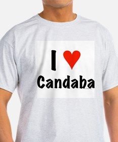 I love Candaba T-Shirt