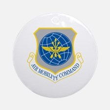 Air Mobility Ornament (Round)