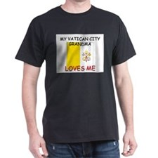 My Vatican City Grandma Loves Me T-Shirt