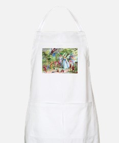 THE MARRIAGE OF THUMBELINA BBQ Apron