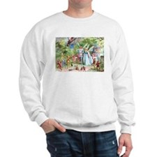 THE MARRIAGE OF THUMBELINA Sweatshirt