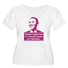Obama Valentine's Day T-Shirt