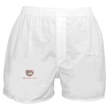 Rabbit Stew Boxer Shorts