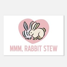 Rabbit Stew Postcards (Package of 8)