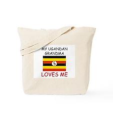 My Ugandan Grandma Loves Me Tote Bag