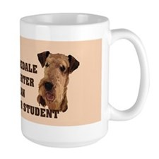 AIREDALE HONOR STUDENT Mug