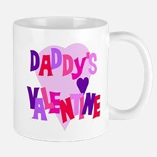 Daddy's Valentine Mug