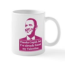 Obama Valentine's Day Mug