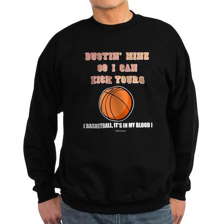 Busting Ass Basketball Sweatshirt (dark)