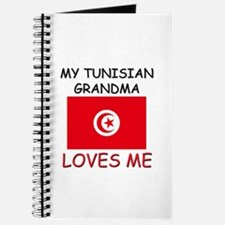 My Tunisian Grandma Loves Me Journal