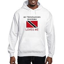 My Trinidadian Grandma Loves Me Hoodie