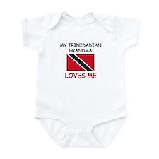 My Trinidadian Grandma Loves Me Infant Bodysuit