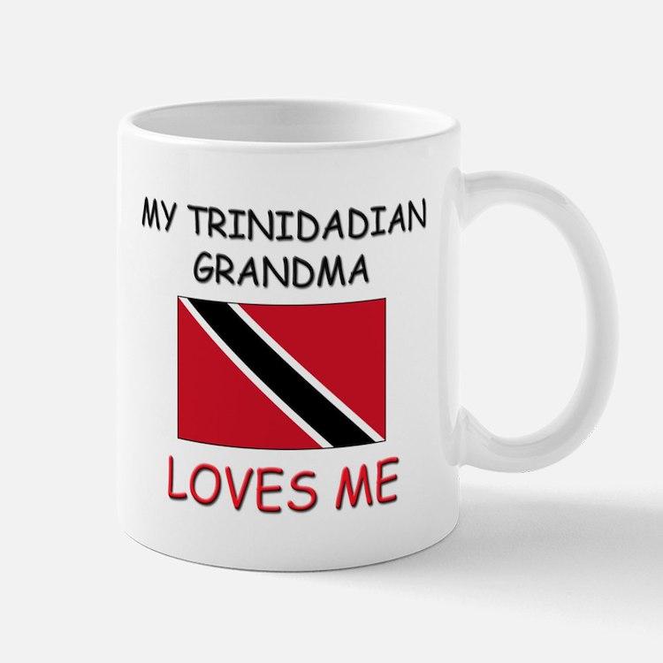 My Trinidadian Grandma Loves Me Mug