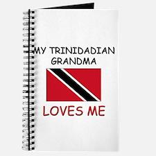 My Trinidadian Grandma Loves Me Journal