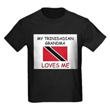 My Trinidadian Grandma Loves Me T