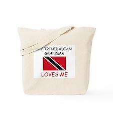 My Trinidadian Grandma Loves Me Tote Bag