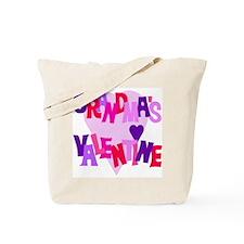 Grandma's Valentine Tote Bag