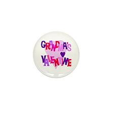 Grandma's Valentine Mini Button (10 pack)