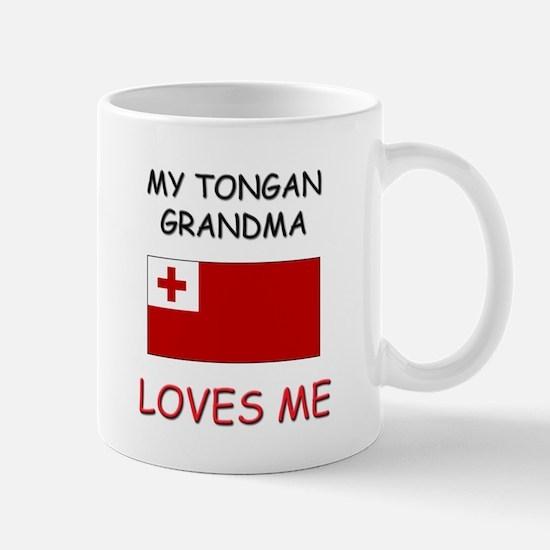 My Tongan Grandma Loves Me Mug