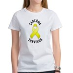 Sarcoma Survivor Women's T-Shirt