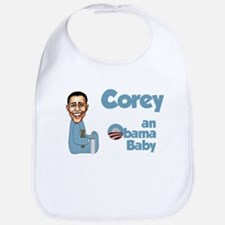 Corey - an Obama Baby Bib