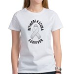 Retinoblastoma Survivor Women's T-Shirt