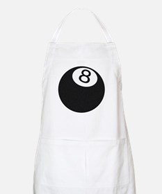 Riyah-Li Designs 8 Ball BBQ Apron