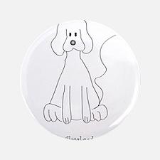 """Unique Blonde jokes 3.5"""" Button (100 pack)"""