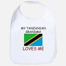 My Tanzanian Grandma Loves Me Bib