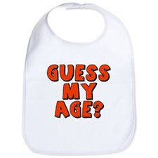 YOU GUESSED WRONG Bib
