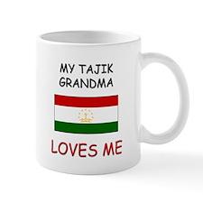My Tajik Grandma Loves Me Mug
