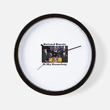 Funny Homeboy Wall Clock