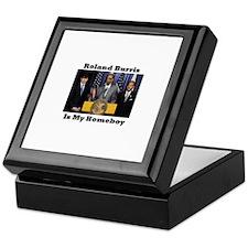 Cool Roland Keepsake Box