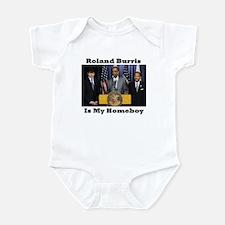 Funny Blagojevich Infant Bodysuit