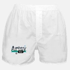 Artistic, Artsy Fartsy Boxer Shorts