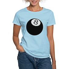 Riyah-Li Designs 8 Ball T-Shirt