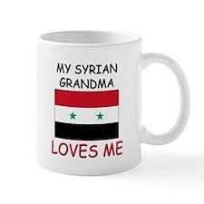 My Syrian Grandma Loves Me Mug