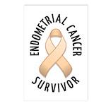 Endometrial Cancer Survivor Postcards (Package of