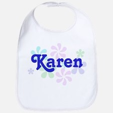 Personalized Karen Bib