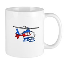 EMS helicopter2 Mug