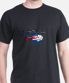 EMS helicopter2 T-Shirt