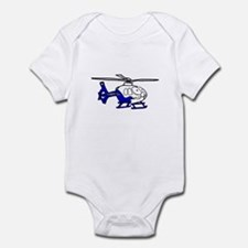 EMS Helicopter3 Infant Bodysuit