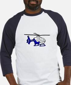 EMS Helicopter3 Baseball Jersey