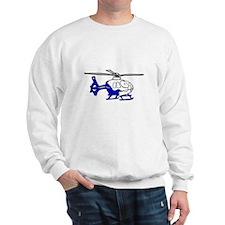 EMS Helicopter3 Sweatshirt