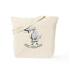 Cute Peninsula Tote Bag