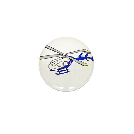 EMS Helicopter4 Mini Button (100 pack)