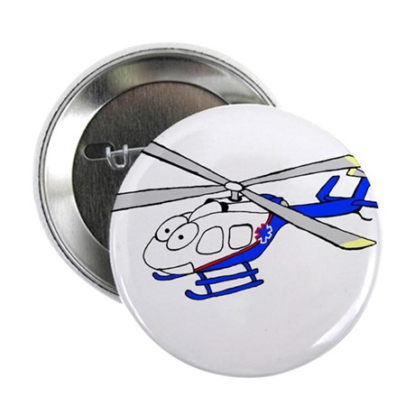 """EMS Helicopter4 2.25"""" Button (10 pack)"""