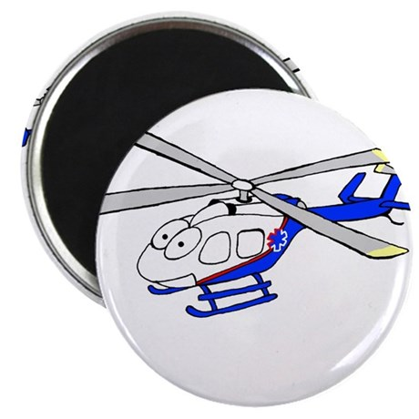 EMS Helicopter4 Magnet