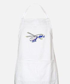 EMS Helicopter4 BBQ Apron