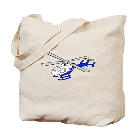 EMS Helicopter4 Tote Bag